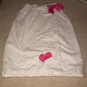 Velcro Towel